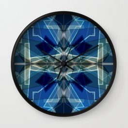 Expanded Fulfillment Wall Clock