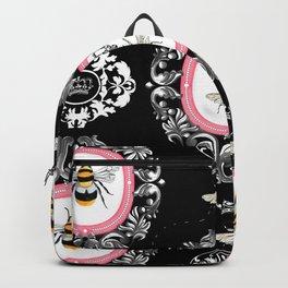 Vintage Bees Backpack