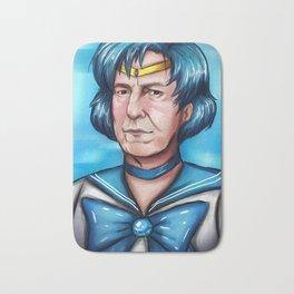 Sailor Alan Rickman Bath Mat