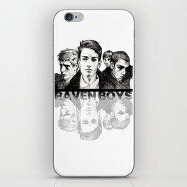 The Raven Boys iPhone Skin