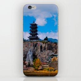 Toy Mountain iPhone Skin