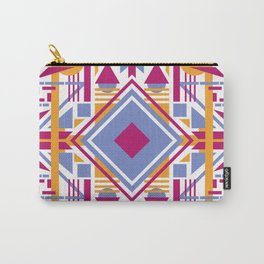 Tech Ethnic 02 Carry-All Pouch