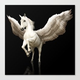 Majestic Pegasus Canvas Print