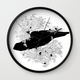 Where are the stagnant waters 2 Wall Clock