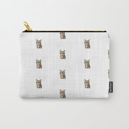 Polka Cat Original Carry-All Pouch