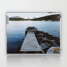 On The Other Side Of The River Laptop & iPad Skin