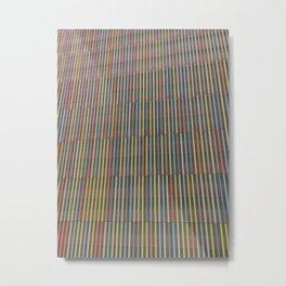 lines and line and lines and lines Metal Print