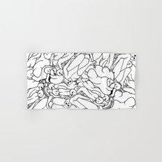 Fifty shades of Love (Light) Hand & Bath Towel