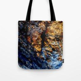 Blue Tears Tote Bag