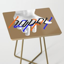 Be Happy Side Table
