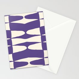 Zaha Ultra Violet Stationery Cards