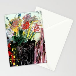 Flowers Blossom Stationery Cards