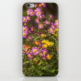 Plant A Flower iPhone Skin