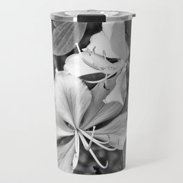 Beautiful butterfly tree flower Travel Mug