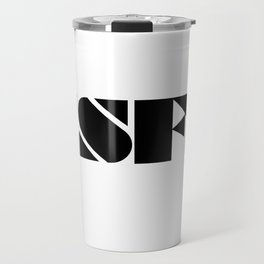 Type Type for ESFP Travel Mug