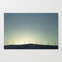 Air Power Canvas Print