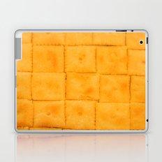 Cheese Crackers Galore Laptop & iPad Skin