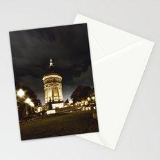 Mannheim Wasserturm Stationery Cards