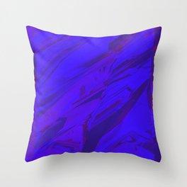 Blazing Marble 08 Throw Pillow