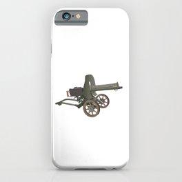 Maxim Gun iPhone Case