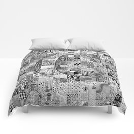 The Letter C Comforters