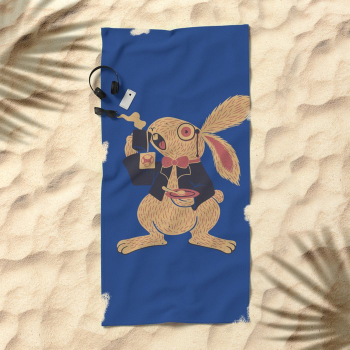 Wonderland Beach Towel