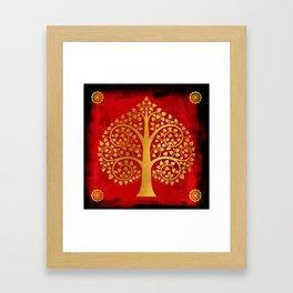 Bodhi Tree0109 Framed Art Print