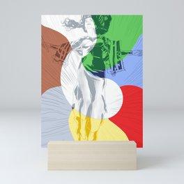 Egwene al'Vere: Last Battle Series Mini Art Print