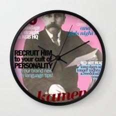 COSMARXPOLITAN, Issue 11 Wall Clock