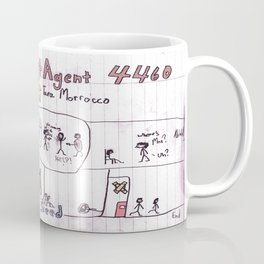 Max Morrocco: Issue 2 Coffee Mug