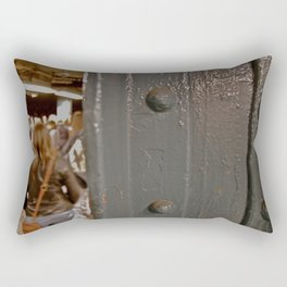 subways Rectangular Pillow