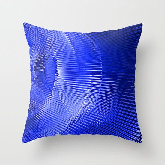 Radial 1 Throw Pillow