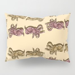 Octopi Pillow Sham