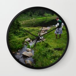 If I Reflect Wall Clock