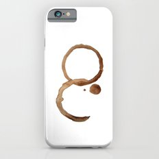 Coffee Stain iPhone 6s Slim Case