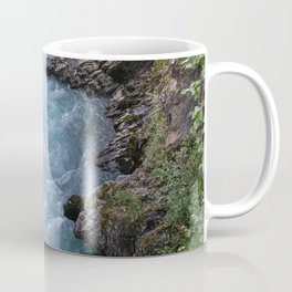 Alaska River Canyon - I Coffee Mug