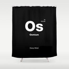 Osmium Shower Curtain