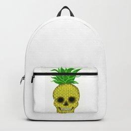 Skull Pineapple Backpack