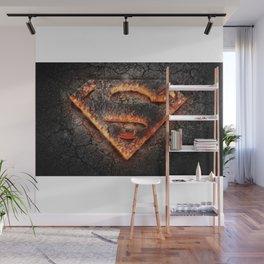 SUPER Wall Mural