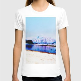 Corpach Sea loch, Highlands of Scotland T-shirt