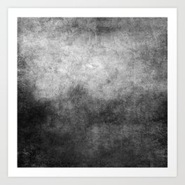 Abstract Cave III Art Print