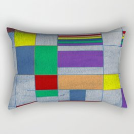 MidMod Rainbow Pride 1.0 Rectangular Pillow