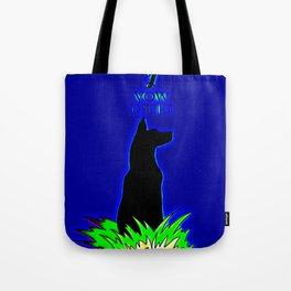 Beautiful Guard Dog I Vow To Protect Tote Bag