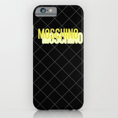 MOSCHINO Quilted Bag iPhone 6s Slim Case