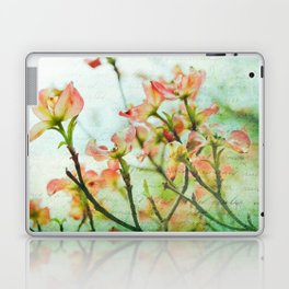 Thoughts of Spring Laptop & iPad Skin
