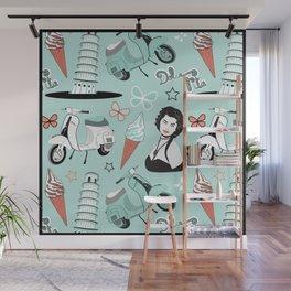 Dolce Vita! Wall Mural