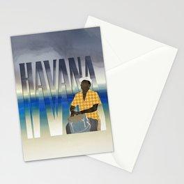 Havana Conguero Stationery Cards