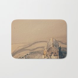 Mont Saint-Michel Bath Mat