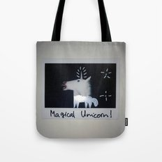 Magical Unicorn! Tote Bag
