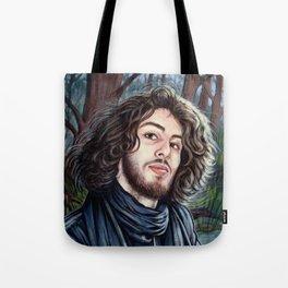 Portrait - Fabio Cappello Tote Bag
